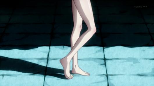 Hanekawa legs